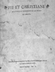 Copertina del libro originale