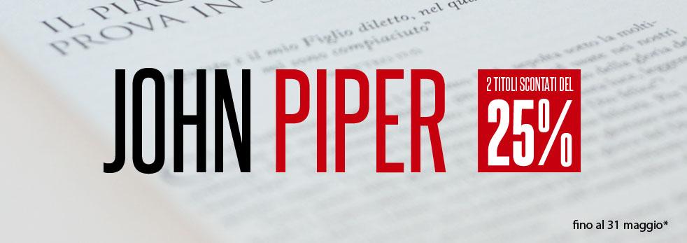 Due libri di John Piper – scontati del 25% | PASSAGGIO edizioni
