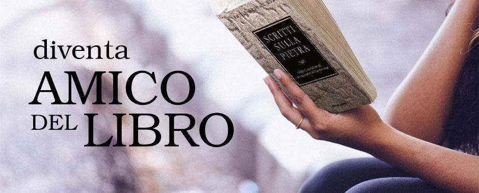 Amico del libro | PASSAGGIO edizioni